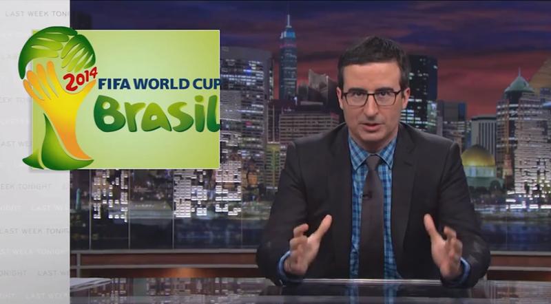 John Olivier et la FIFA